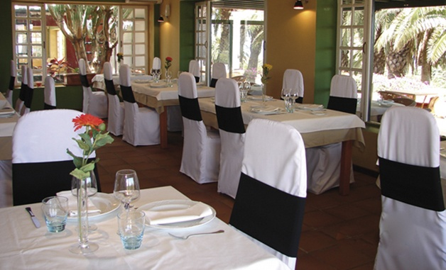 Restaurant Getaria in Costa Teguise