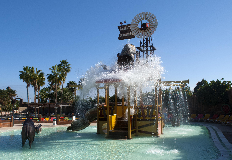 Rancho Texas Wasserparksplash