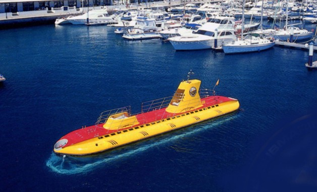 Submarine Safaris U-Boot Lanzarote