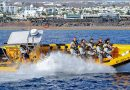 Waverider Lanzarote Speedboat Tour