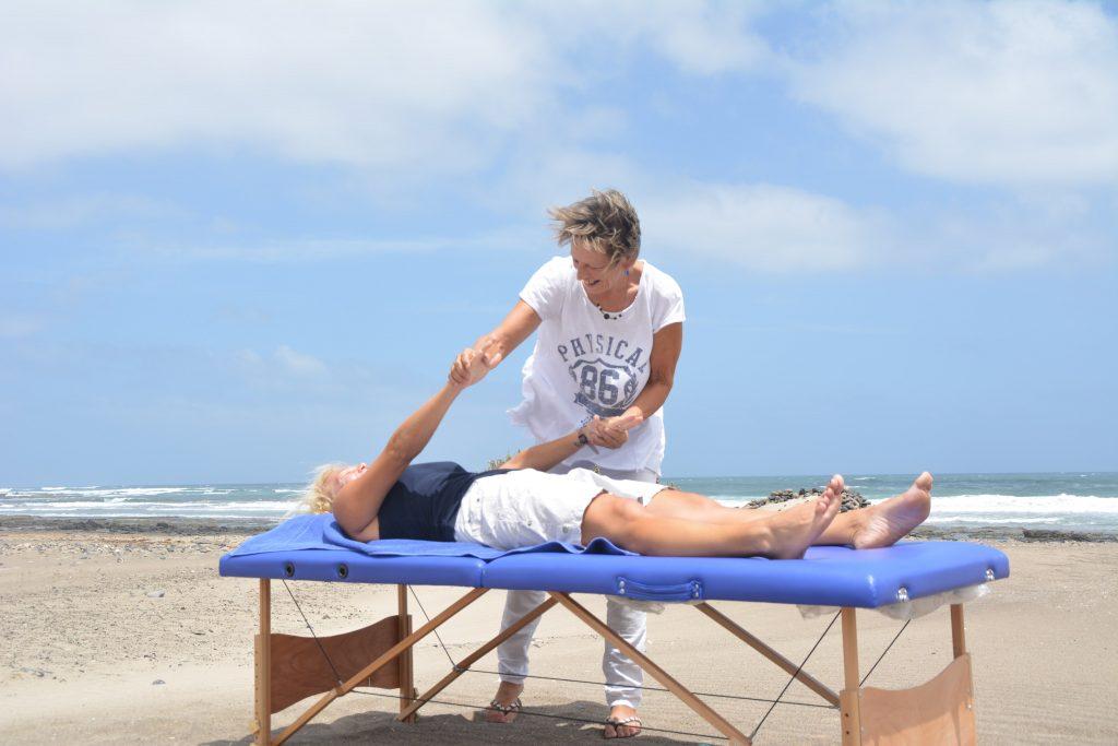 Physiotherapie auf Lanzarote: Kathrin Gemm
