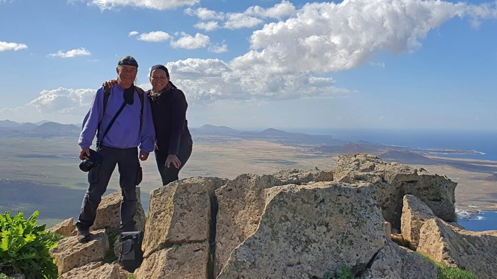 guides for hiking Lanzarote