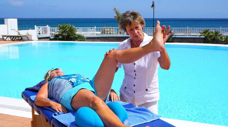 Physiotherapie auf Lanzarote