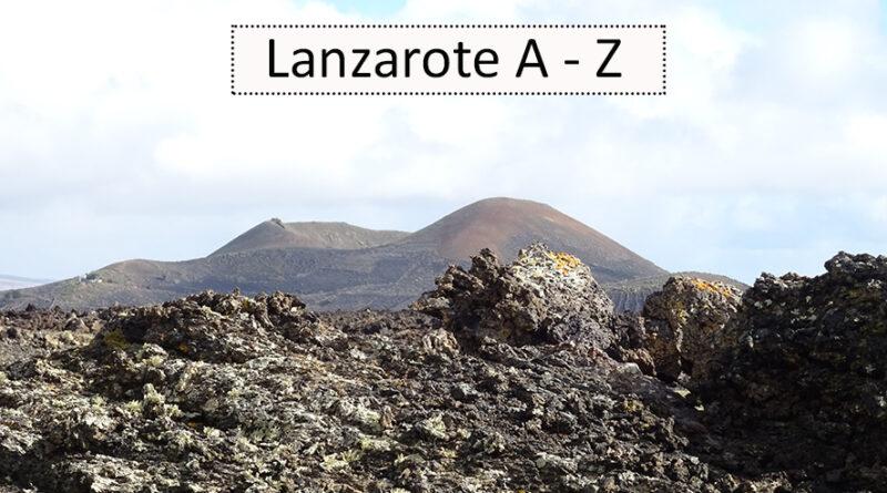 Lanzarote A - Z