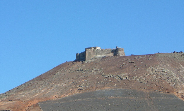 Das Castillo in Teguise