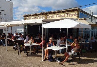 Restaurants in Playa Honda