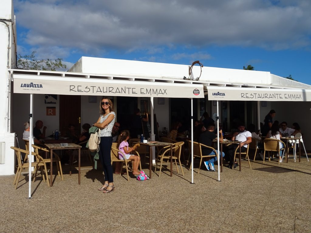 Restaurant Emmax in Playa Honda