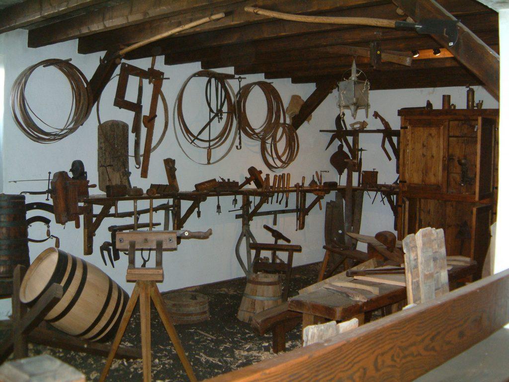Das Weinmuseum der Bodega El Grifo