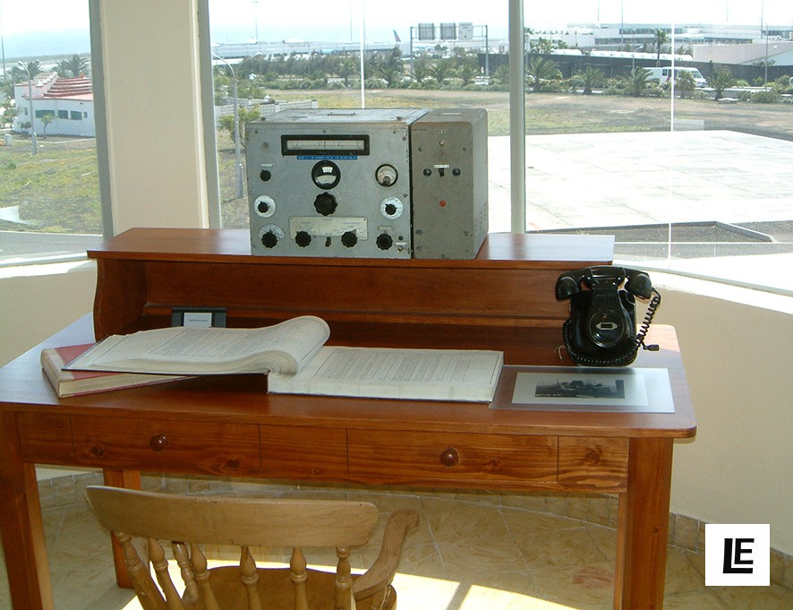 Tower Luftfahrtmuseum Lanzarote