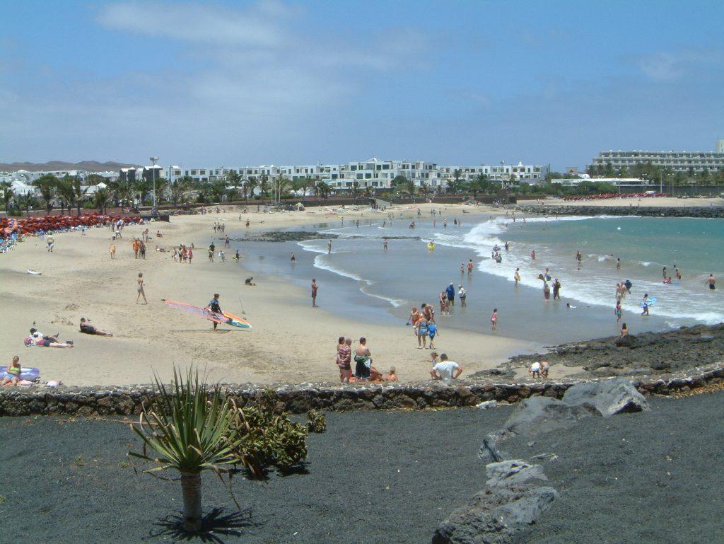 Playa Las Cucharas