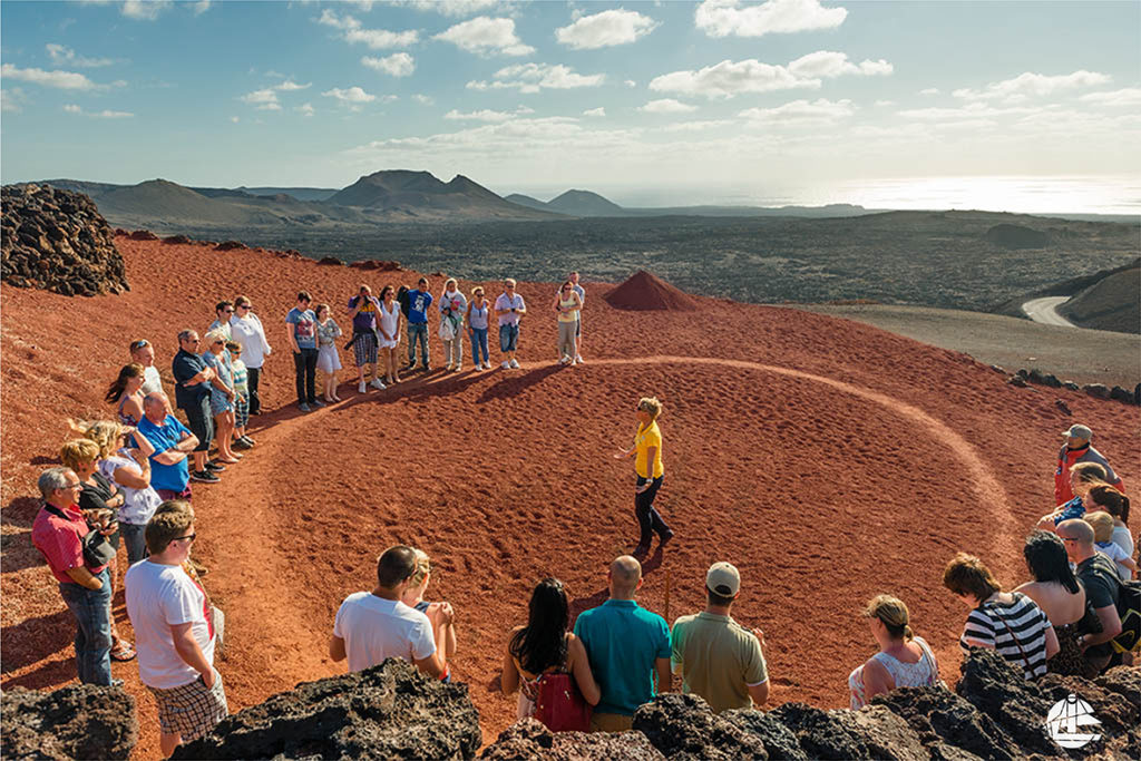 Bus excursions to the south of Lanzarote