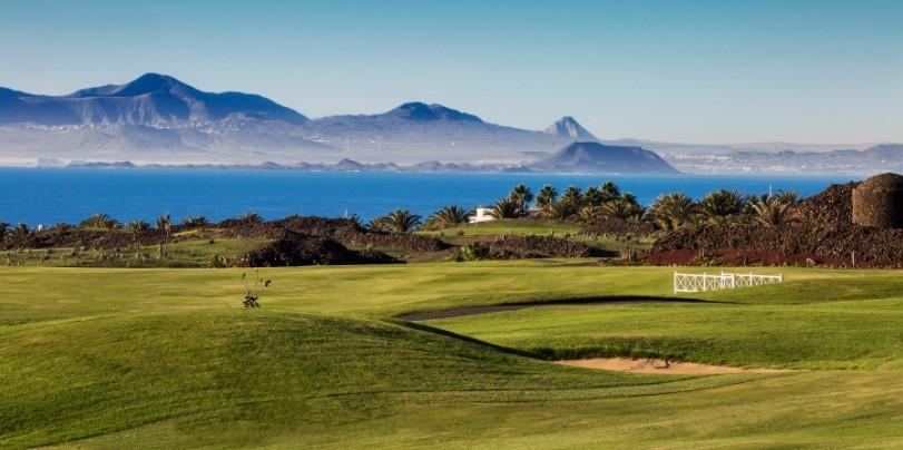 Lanzarote Golf campo