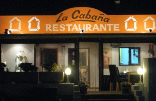 Restaurant La Cabaña in Macher