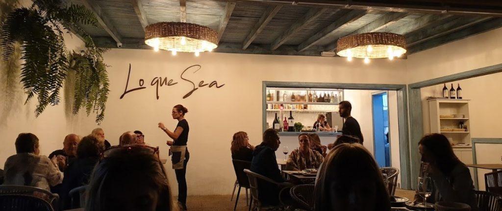 Restaurantes en Playa Honda: Lo que sea