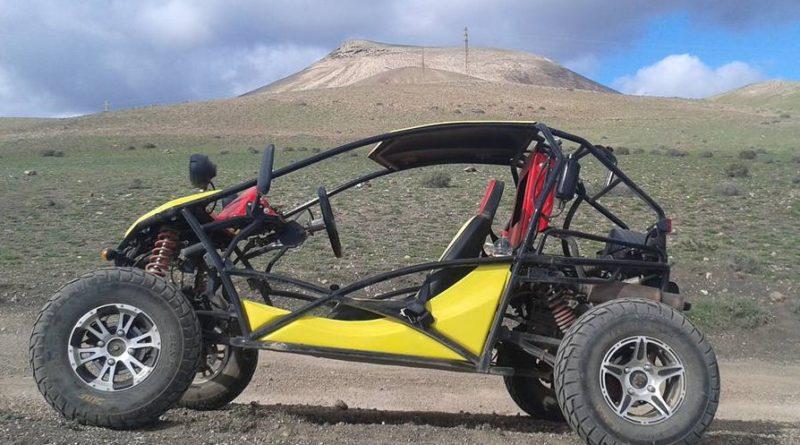 Buggy fahren auf Lanzarote