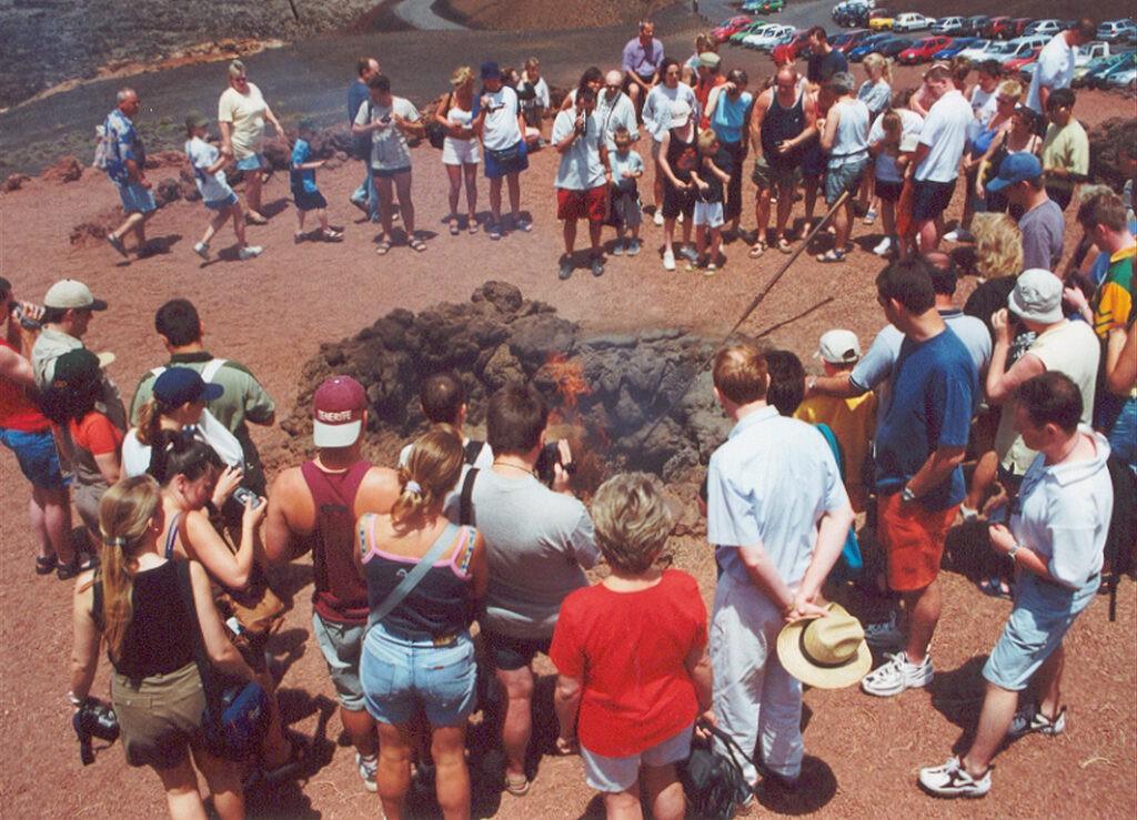 Lanzarote short south tour - timanfaya