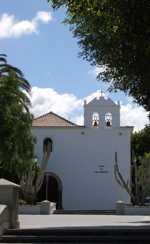 Kirche von Yaiza