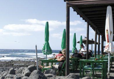 Restaurant Bogavante in El Golfo