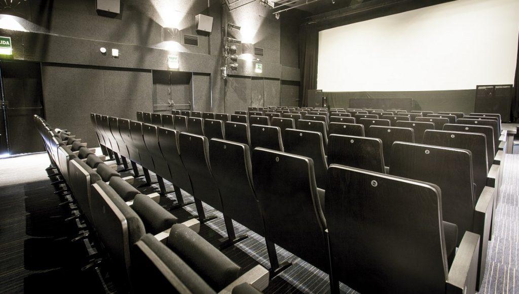 Kultur- und Freizeiteinrichtungen auf Lanzarote: Cine Buñuel Arrecife