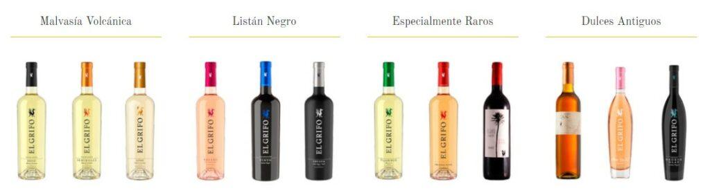 Bodega El Grife wine