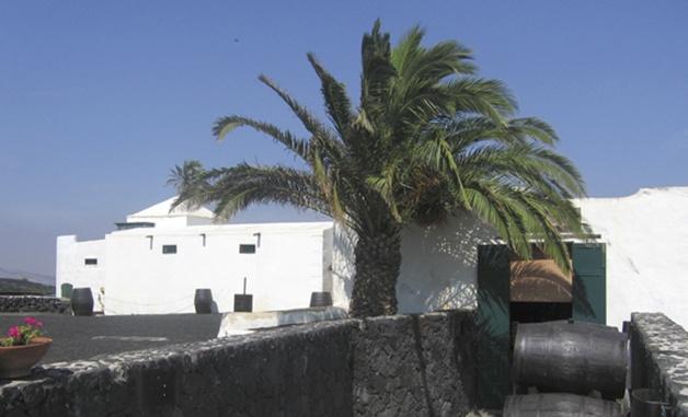 Bodega El Grifo auf Lanzarote