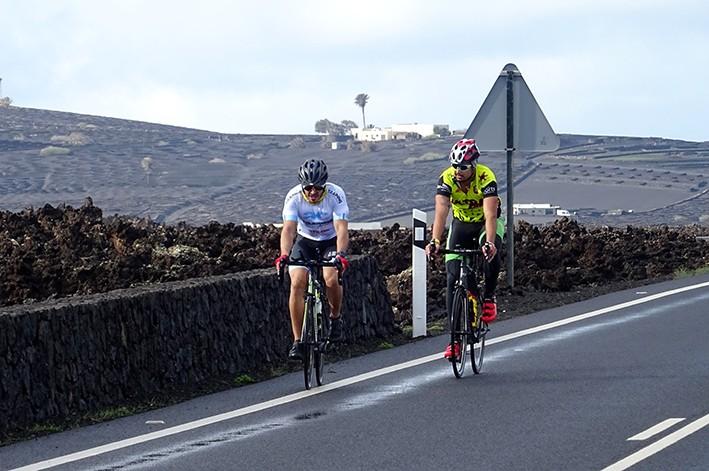 cycling Lanzarote activities