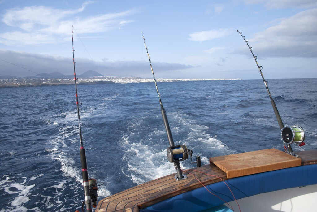 deep sea fishing Lanzarote