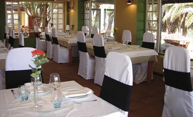 Restaurant Getaria in Costa Teguise