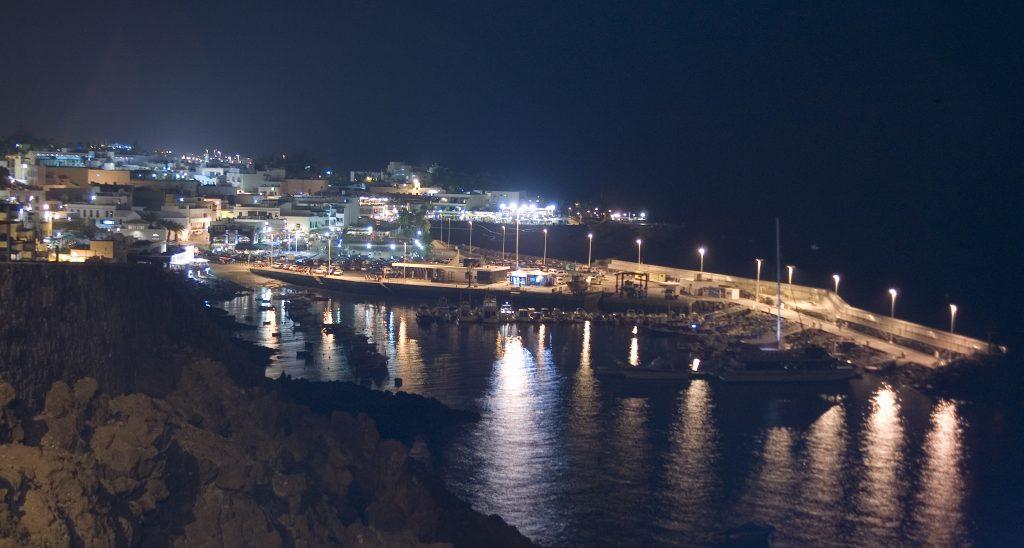 Abendstimmung in Puerto del Carmen
