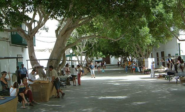 Markt in Haría