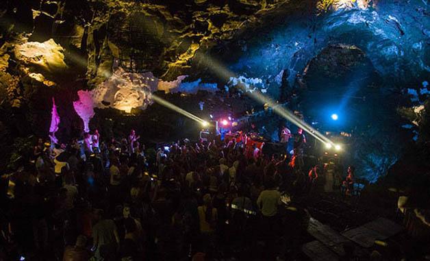jameos festival 2017
