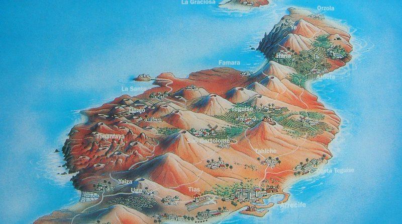 Lanzarote mehr als Vulkan