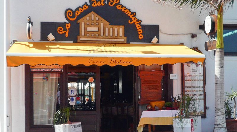 la casa del parmigiano Puerto del Carmen