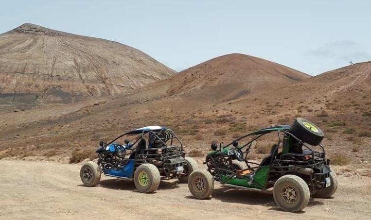 Activities Lanzarote Buggy
