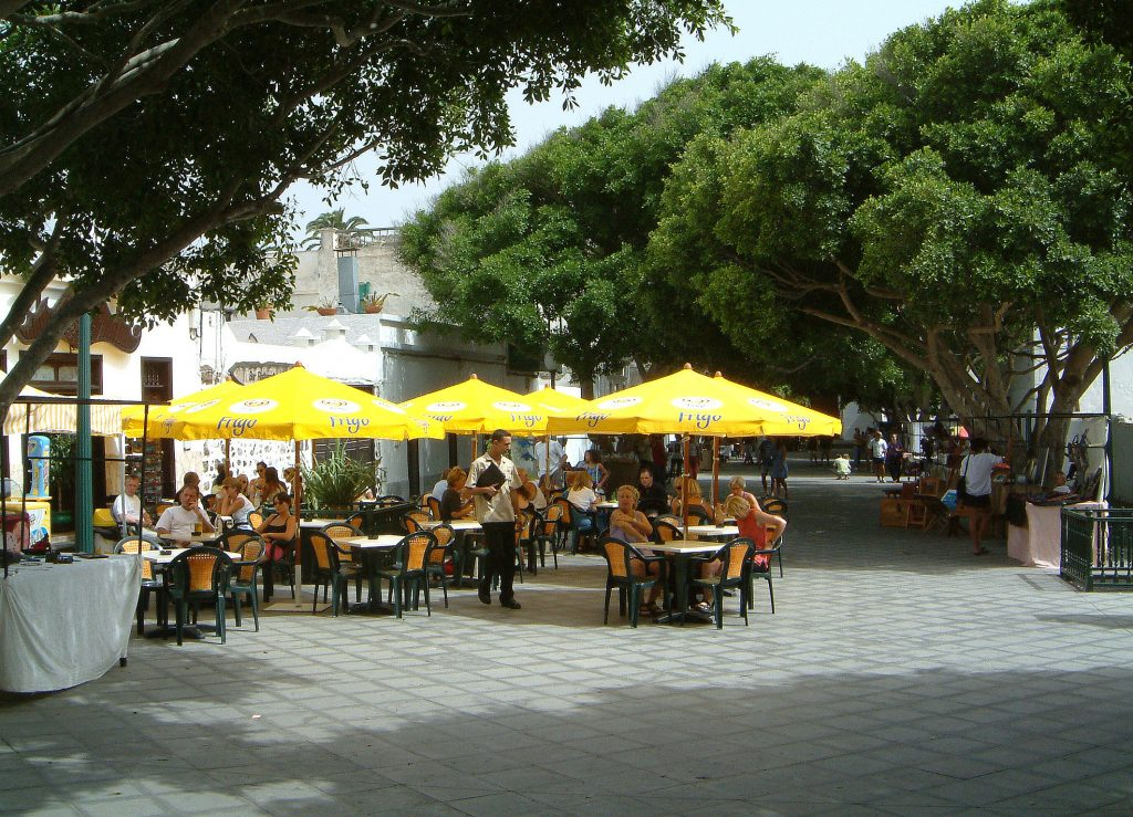 Haria mercado