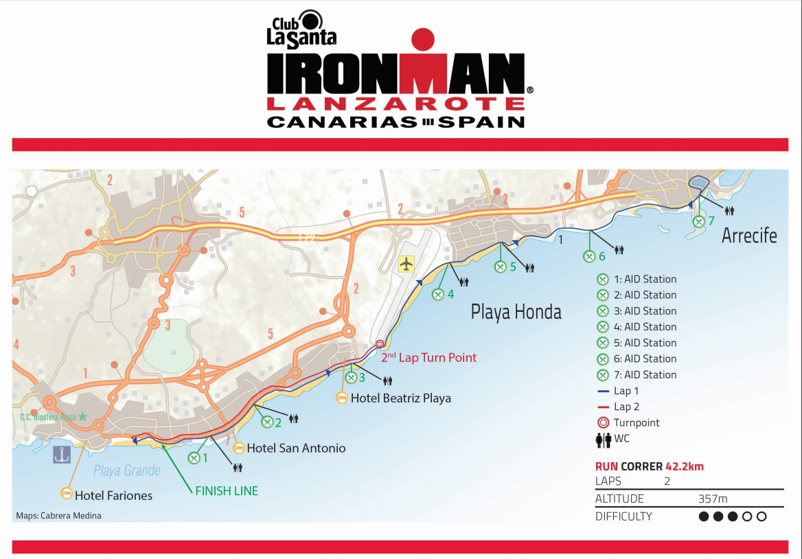 Lanzarote Ironman 2017